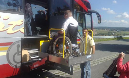 Behinderten-Reisen