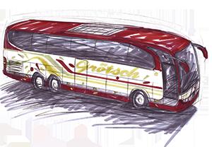 Grötsch Reisebus