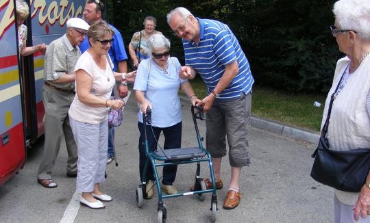 Senioren-Reisen