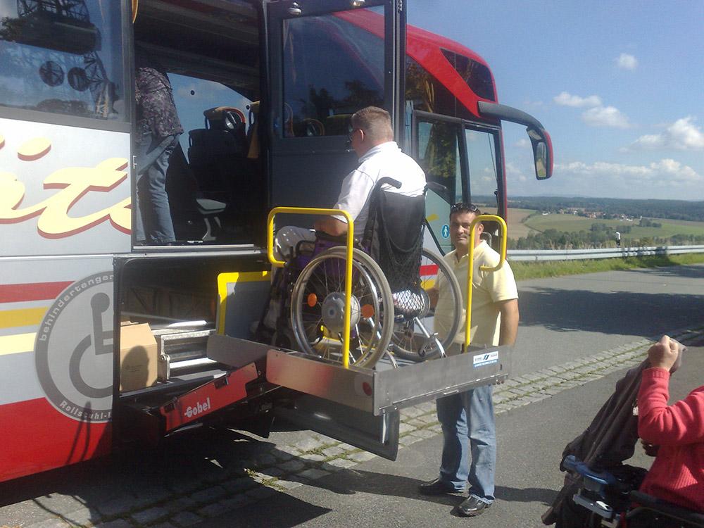 Behindertenreisen